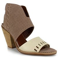 Dolce by Mojo Moxy Mookie Women's Block Heel Sandals