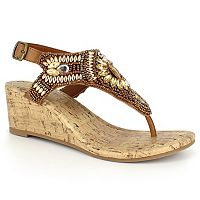 Dolce by Mojo Moxy Faraji Women's Wedge Sandals