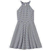 Girls 4-10 Jumping Beans® Striped Halter Dress