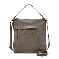 Relic Sophie Convertible Chevron Crossbody Bag