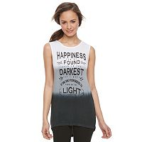 Juniors' Harry Potter Albus Dumbledore Quote Graphic Tee