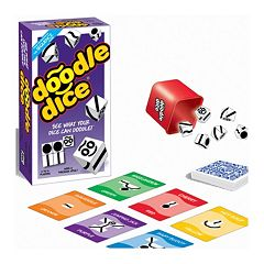 Doodle Dice Game by Jax Ltd.