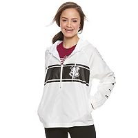 Juniors' Harry Potter Hogwarts Crest Windbreaker Jacket