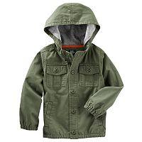 Toddler Boy OshKosh B'gosh® Lightweight Chest Pocket Jacket