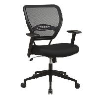 Office Star Products Air Grid Back & Mesh Seat Manager's Chair