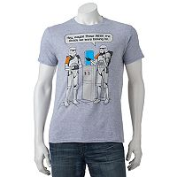 Men's Star Wars Water Cooler Stormtroopers Graphic Tee