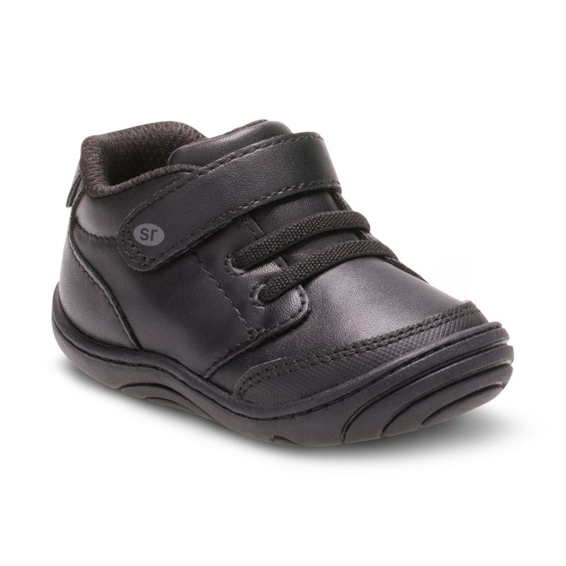 Stride Rite Taye Baby / Toddler Shoes, Toddler Boy's, Size: 2T, Black thumbnail