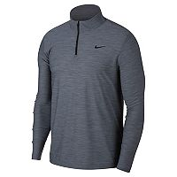 Men's Nike Breathable Quarter-Zip Pullover Top