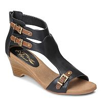 A2 by Aerosoles Mayflower Women's Wedge Sandals