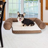 Paus Bolster Couch Pet Bed