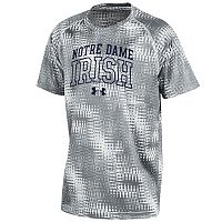 Boys 8-20 Under Armour Notre Dame Fighting Irish Novelty Tech Tee