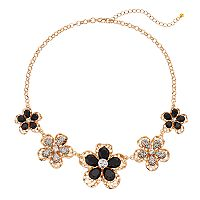 Apt. 9® Openwork Flower Statement Necklace