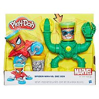 Marvel Spider-Man vs. Doc Ock Set by Play-Doh