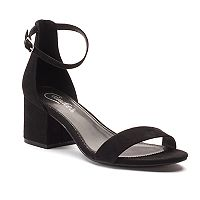 Candie's® Cosmos Women's Block-Heel Sandals