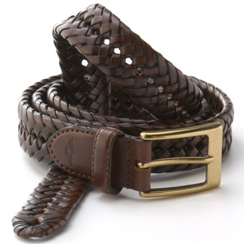Dockers® V-Weave Braided Belt - Extended Size