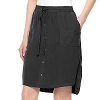 Women's Apt. 9® Twill Skirt