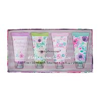 Simple Pleasures 4-pc. Hand Cream Gift Set