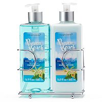 Simple Pleasures 2-pc. Passion Beach Vanilla Sea Salt Caddy Gift Set