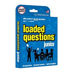 Loaded Questions Junior Game by All Things Equal