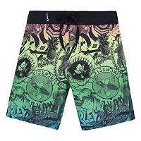 Boys 4-7 Hurley Collage Boardshorts
