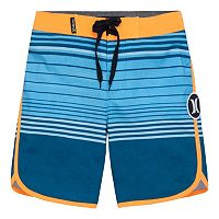 Boys 4-7 Hurley Stripe Boardshorts