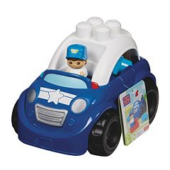 Mega Bloks Story Telling Police Car by