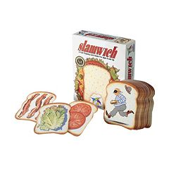 Slamwich A Fast Flipping Card Game by Gamewright