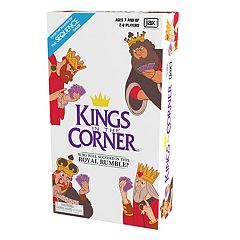 Kings in the Corner Game by Jax Ltd.