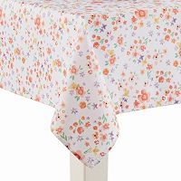 Celebrate Spring Together Ditsy Print Tablecloth