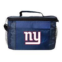 Kolder New York Giants 6-Pack Insulated Cooler Bag