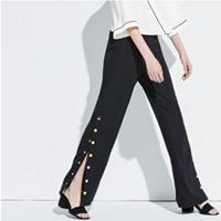 k/lab Side-Snap Trouser Pants