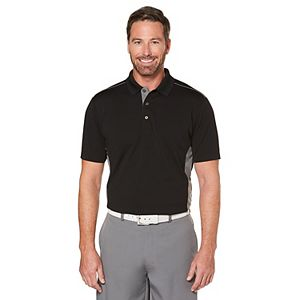 Men's Grand Slam Classic-Fit Colorblock Performance Golf Polo