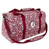 Alabama Crimson Tide Bloom Large Duffle Bag