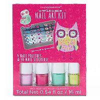 Simple Pleasures Owl Nail Art Kit