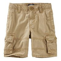 Toddler Boy OshKosh B'gosh® Twill Cargo Shorts