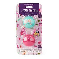 Simple Pleasures 2-pk. Berry Sorbet Lip Balm Pods