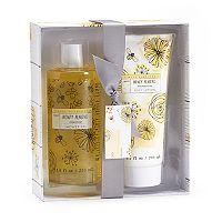 Simple Pleasures 2-pk. Honey Almond Shower Gel & Body Lotion