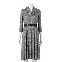 Women's Bethany Cowlneck Sweaterdress