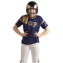Youth Franklin Los Angeles Rams Football Uniform Set by
