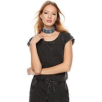 madden NYC Sweet Dream Beaded Choker Scarf