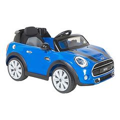 Mini 6V Cooper Ride-On by Dynacraft by