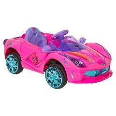 Trolls 6V Super Coupe Ride-On by Dynacraft by