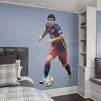 FC Barcelona Luis Suarez Wall Decal by Fathead