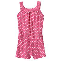 Toddler Girl Jumping Beans® Print Romper