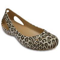 Crocs Kadee Women's Graphic Flats