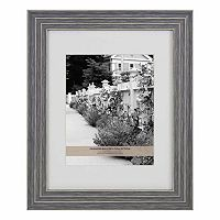 Belle Maison Distressed Matted Frame