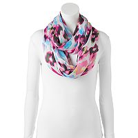 Manhattan Accessories Co. Abstract Dot Infinity Scarf