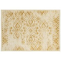 StyleHaven Juliet Updated Traditions Framed Floral Rug