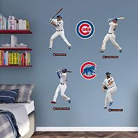 Chicago Cubs Power Pack Wall Decals by Fathead