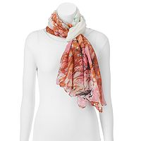 Manhattan Accessories Co. Abstract Oblong Scarf